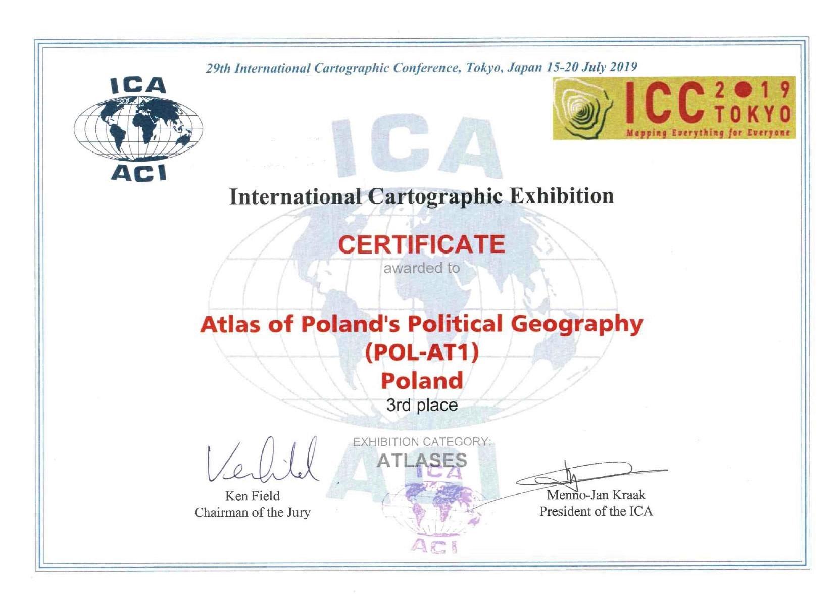 atlas dyplom
